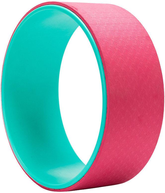 Колесо для йоги Bradex Асана, SF 0291, розовый пропс для йоги и пилатес бэкбендер backbender 5 кг коричневый