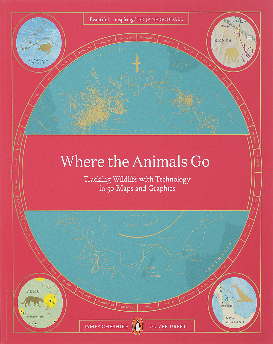 Where The Animals Go drones