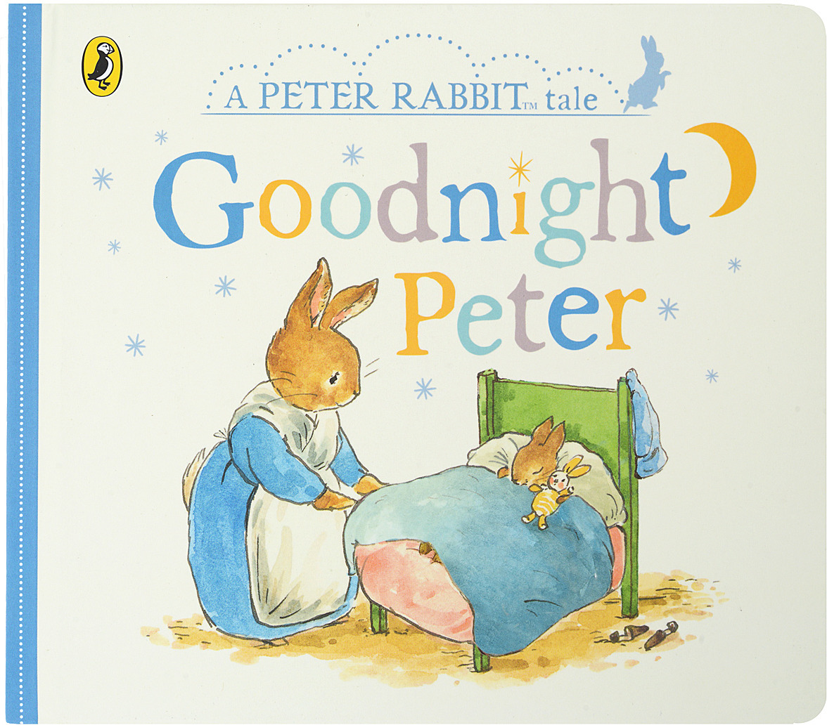 Peter Rabbit Tales — Goodnight Peter