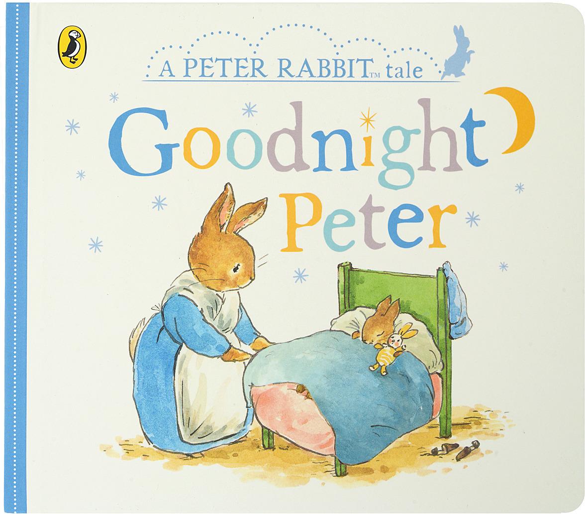 Peter Rabbit Tales — Goodnight Peter peter rabbit tales goodnight peter