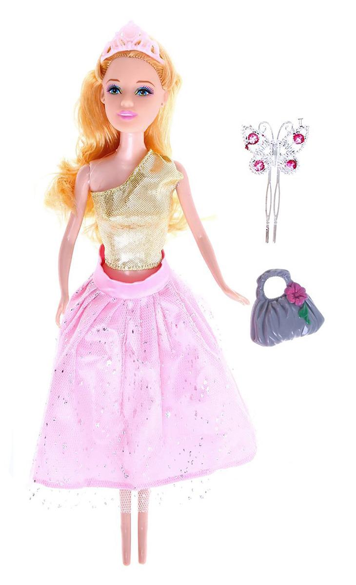 "Кукла ""Анлилу Принцесса"", 751730, с аксессуарами, 30 см"