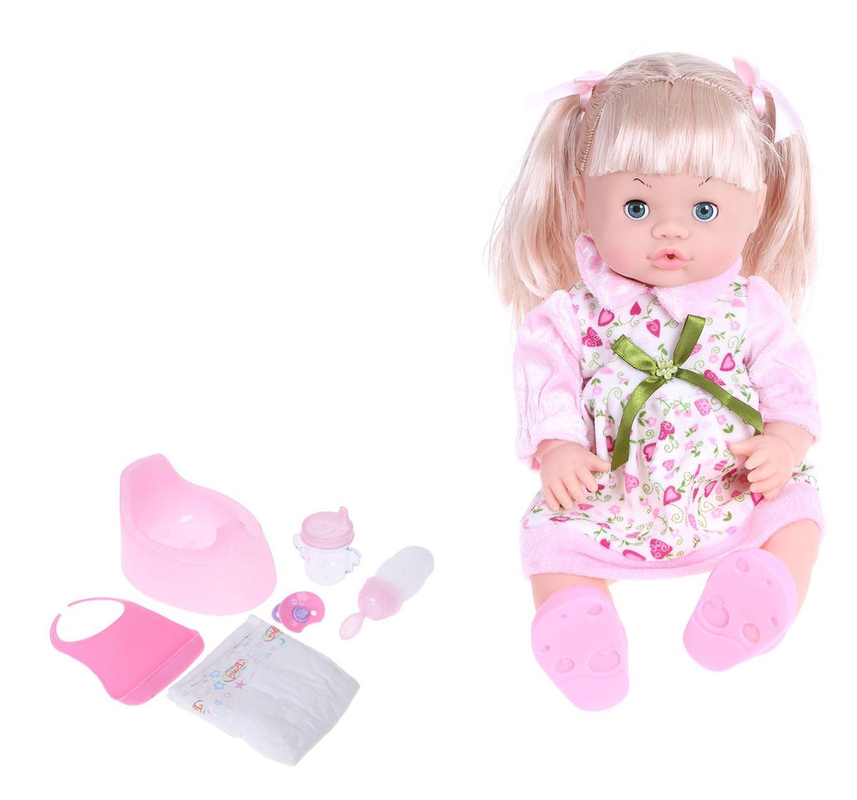 "Baby Toby, функциональная кукла ""Пупс в сарафане"", 1177117"