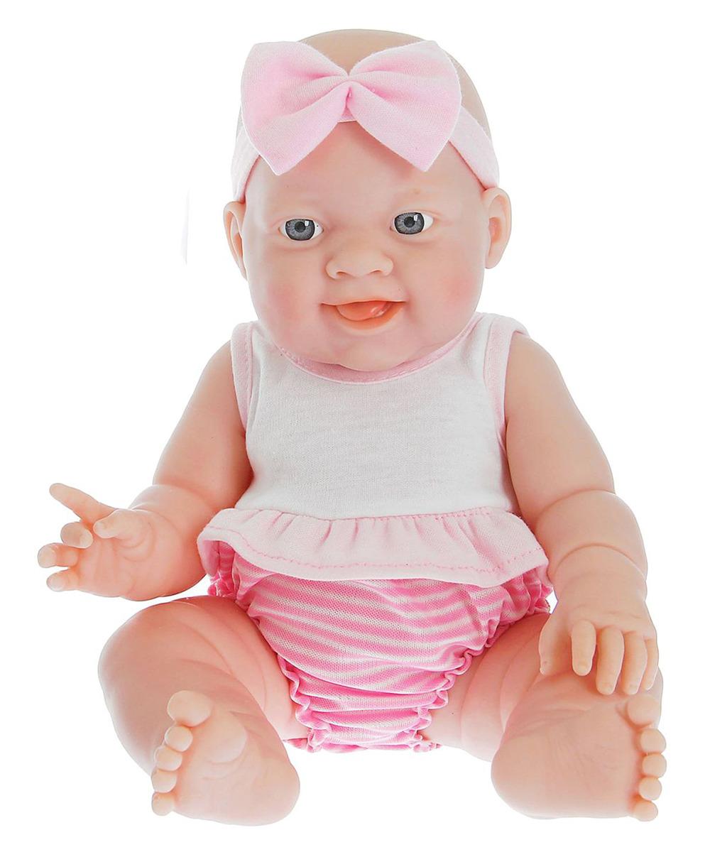 Пупс №SL-1073F, 13807051380705Удивительно реалистичная и красивая игрушка очень обрадует малыша. С такой симпатичной крохой можно весело проводить время целый день!