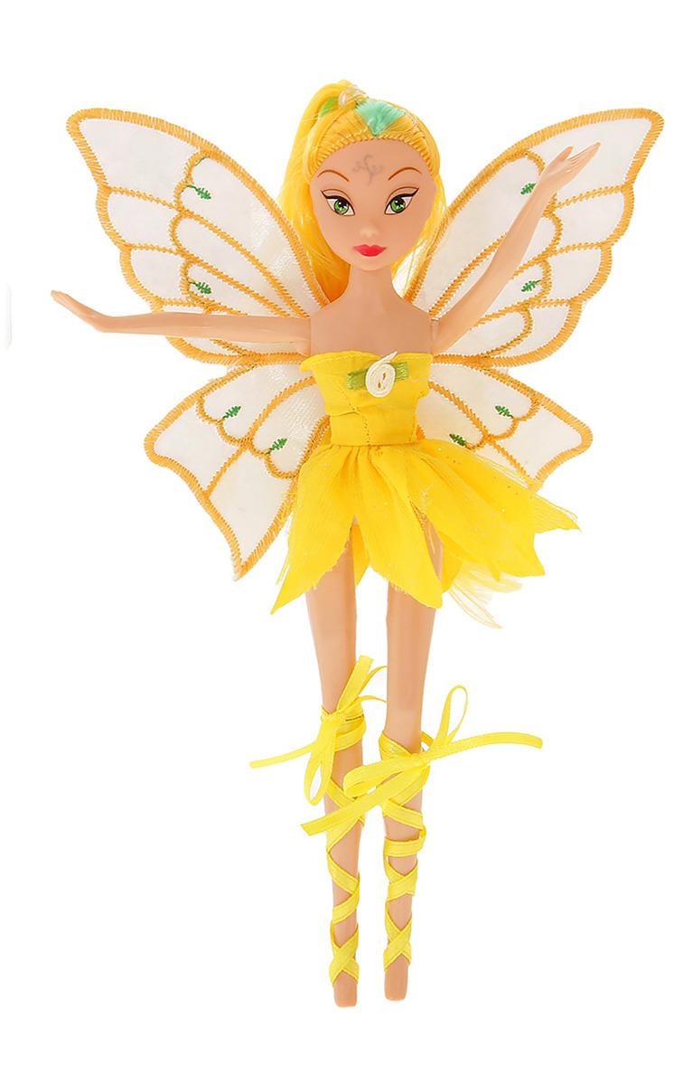 Кукла фея Анна, 26914432691443Такая модница очарует малышку с первого взгляда. Девочка сразу же подружится с куколкой и с удовольствием будет с ней играть.