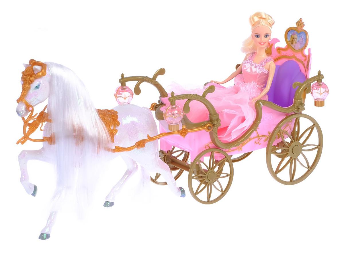 """Игровой набор с куклой """"Сказочная прогулка"""", 2852974"""