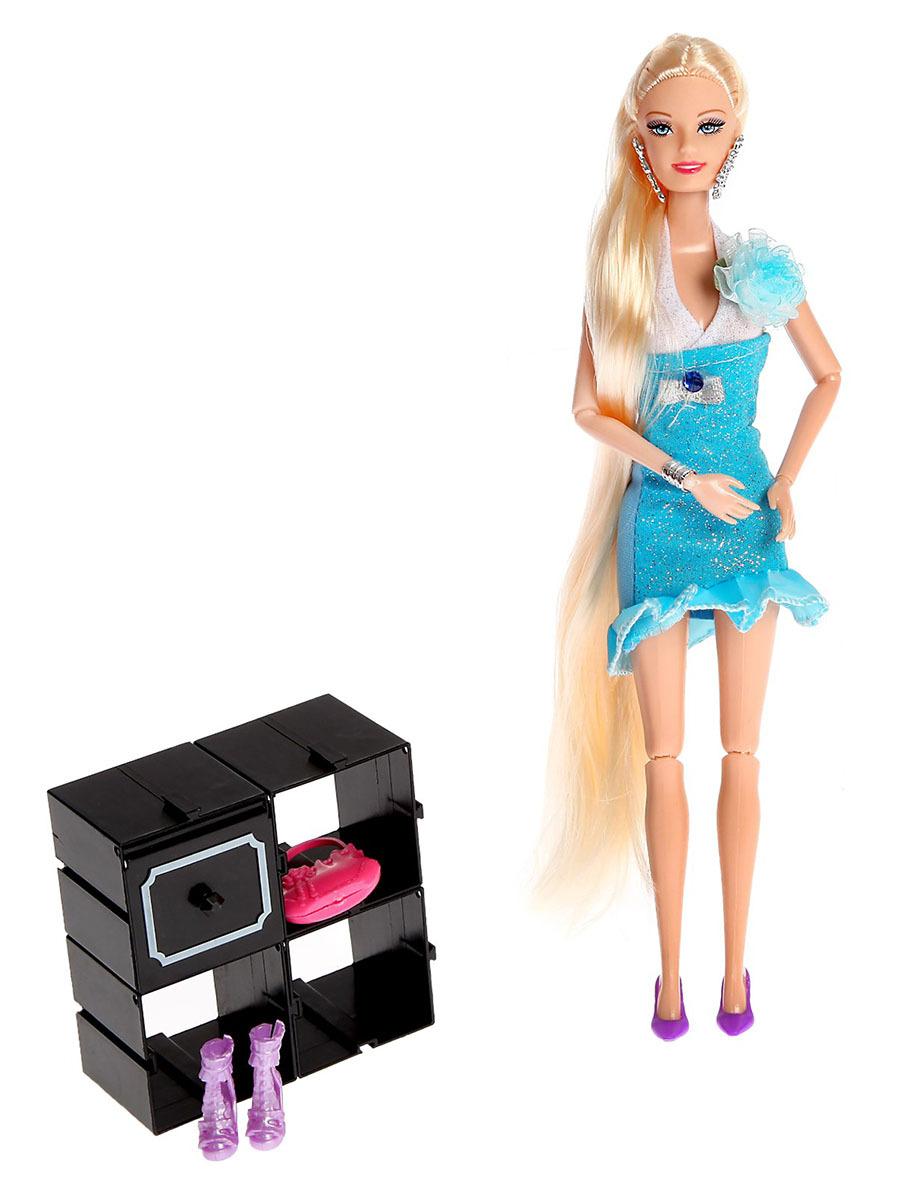 "Кукла модель ""Ирина"", 2926707, с аксессуарами, 30 см"