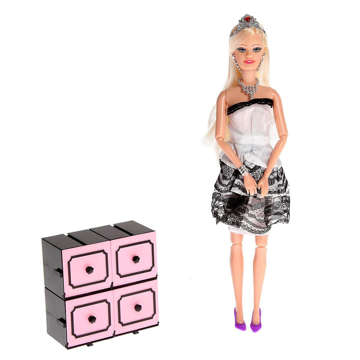 """Кукла модель """"Даша"""", 2926708, с аксессуарами, 28 см"""