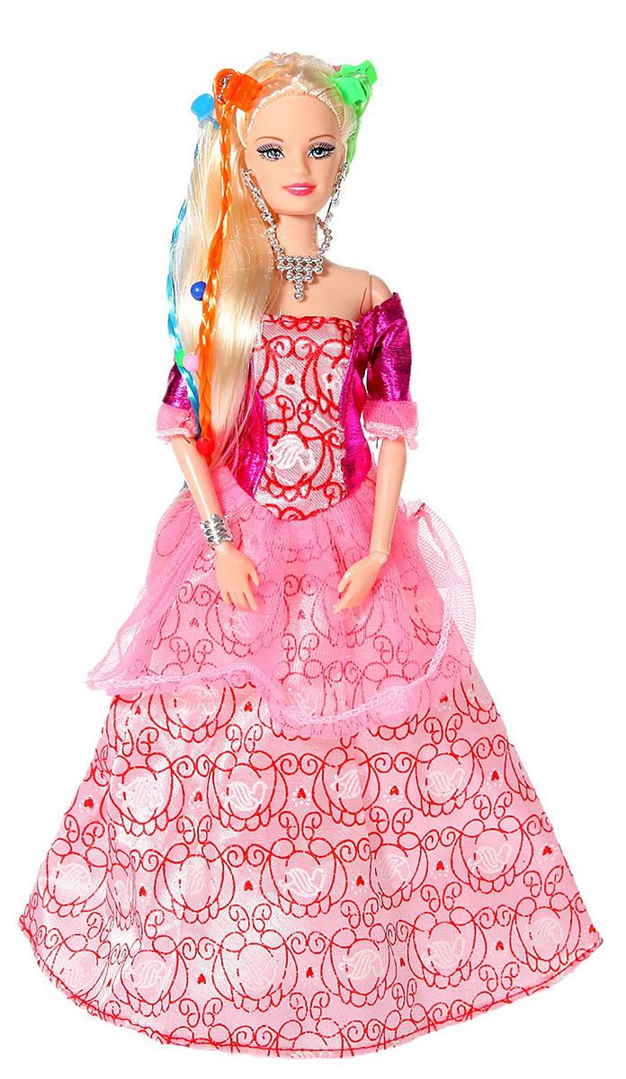 """Кукла модель """"Принцесса"""", 2926710, с аксессуарами, 28 см"""