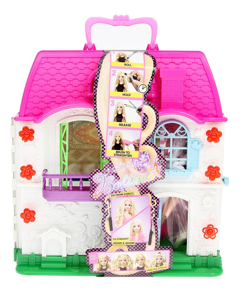 """Дом для кукол """"Уют"""", 2926720, с куклой и аксессуарами"""