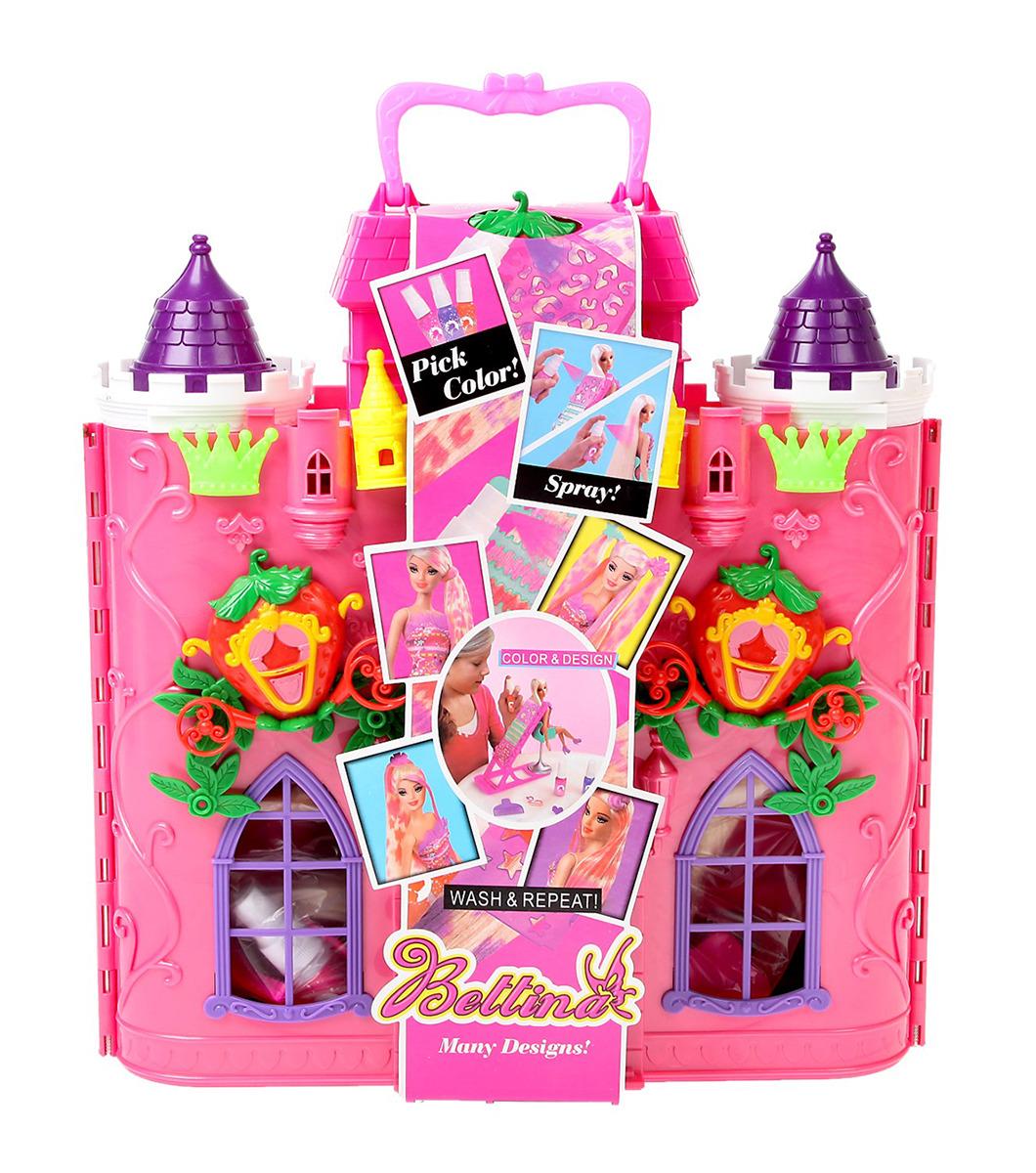 """Замок для кукол """"Сказка"""", 2926721, с аксессуарами"""
