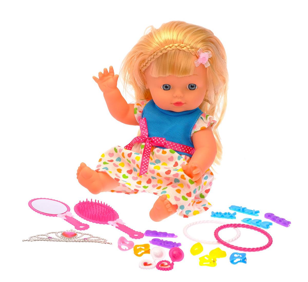 "Кукла ""Даша"", 2984945, с аксессуарами, 28 см"