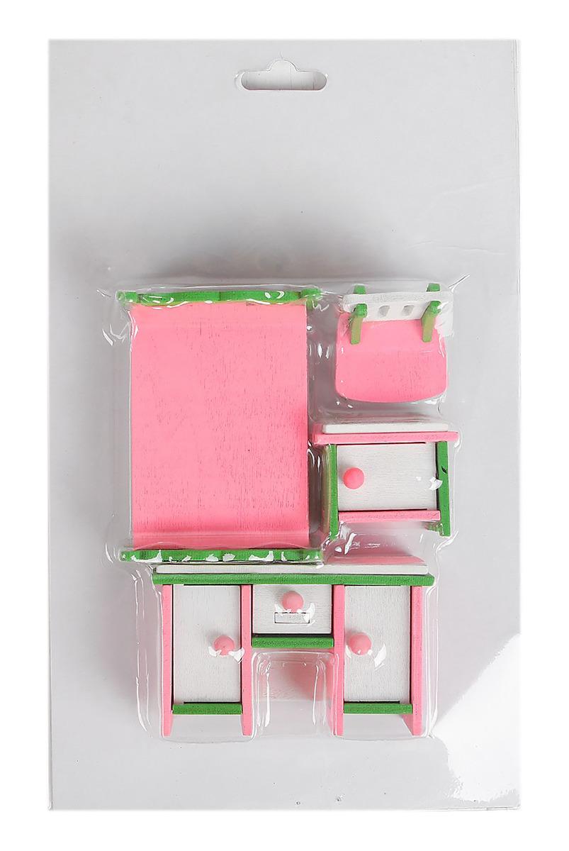 """Мебель для кукол """"Спальня"""", 3589956"""