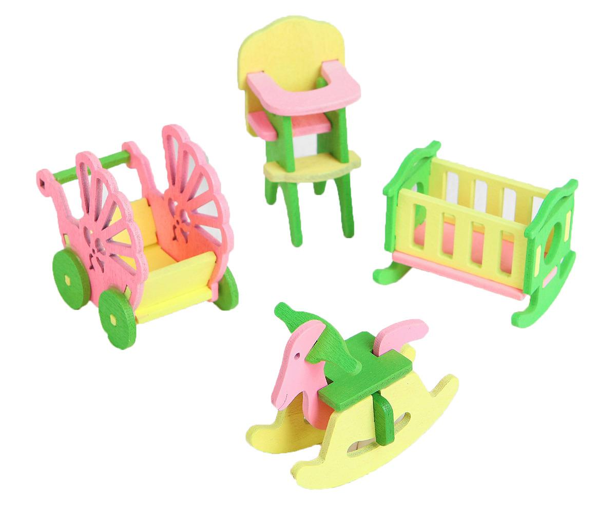 """Мебель для кукол """"Детская"""", 3589958"""