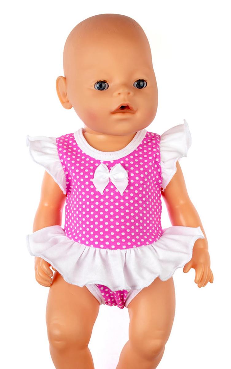 "Одежда для кукол КуклаПупс ""Боди"", 3666444"