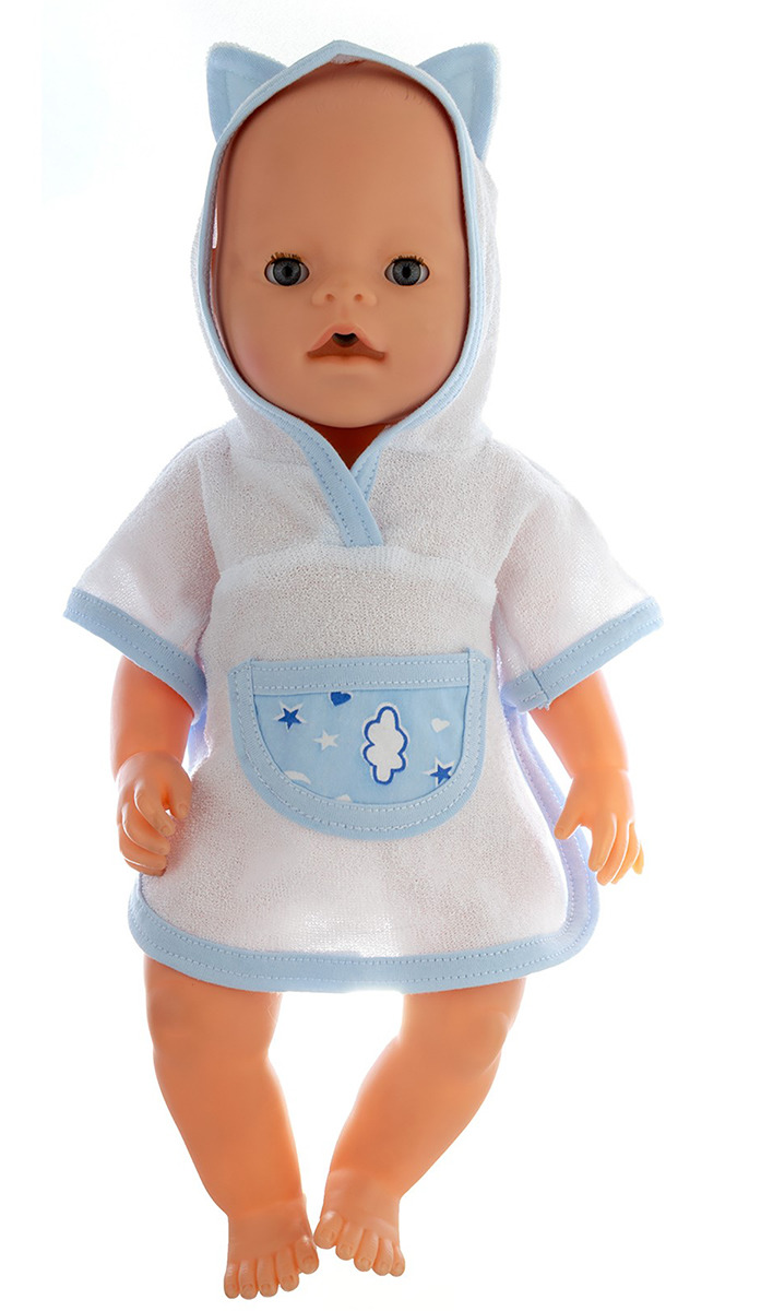 "Одежда для кукол КуклаПупс ""Халат"", 3934104"