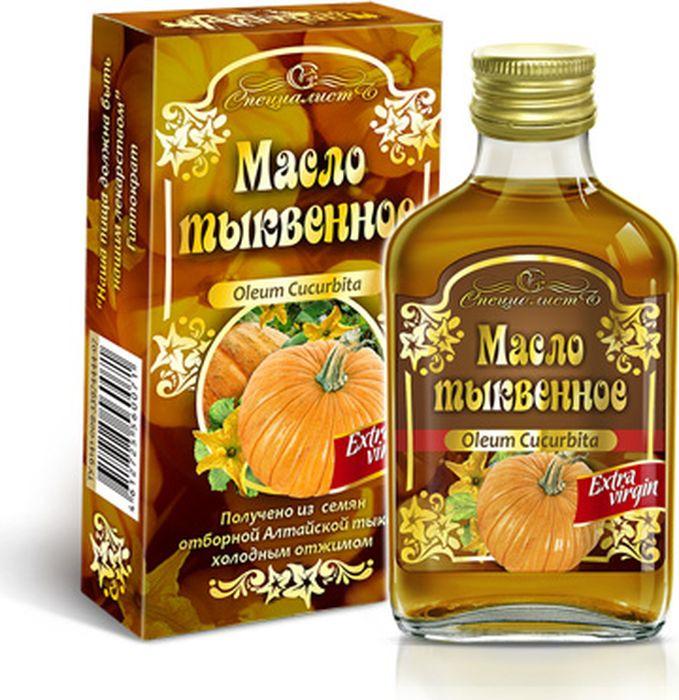 Тыквенное масло Алтай, 100 мл