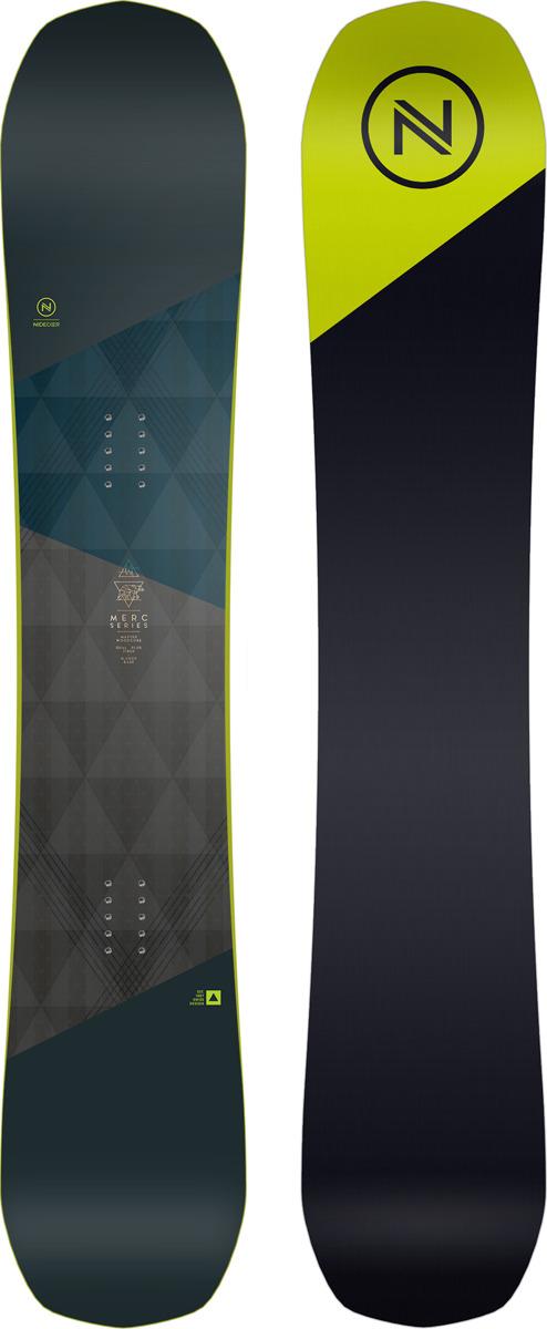 Сноуборд мужской Nidecker Merc. Ростовка 152M см