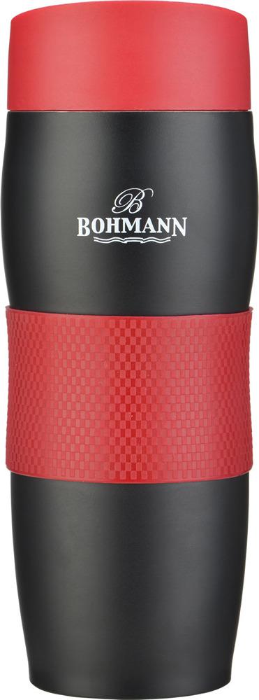 Термокружка Bohmann, 4457BH, красный, 375 мл