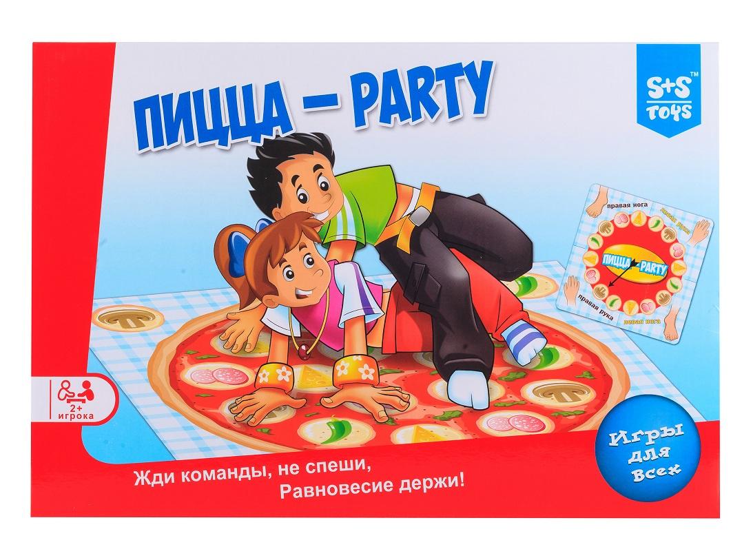Настольная игра Пицца-Party S+S Toys