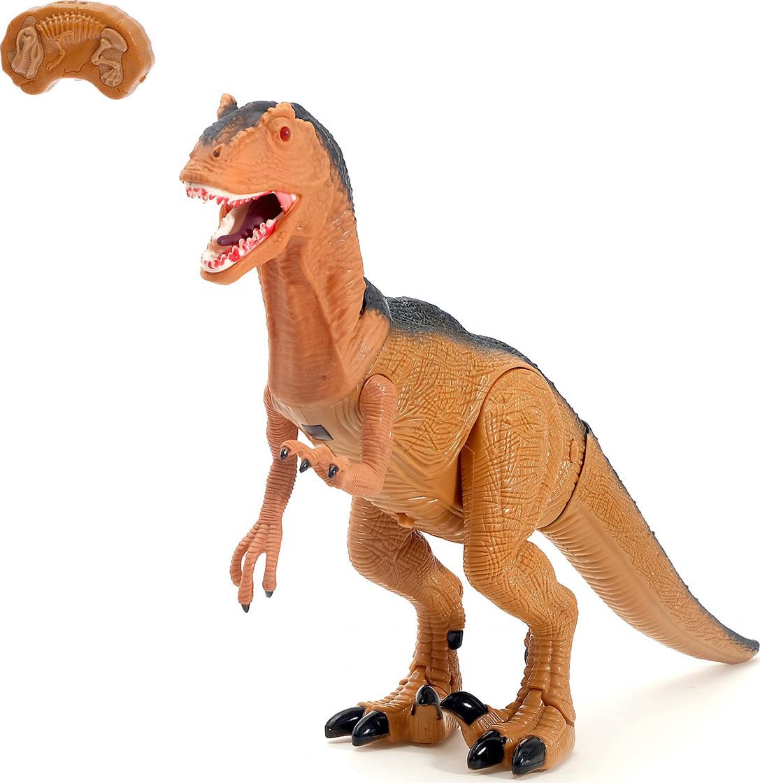 """Игрушка радиоуправляемая """"Динозавр"""", 1120105"""