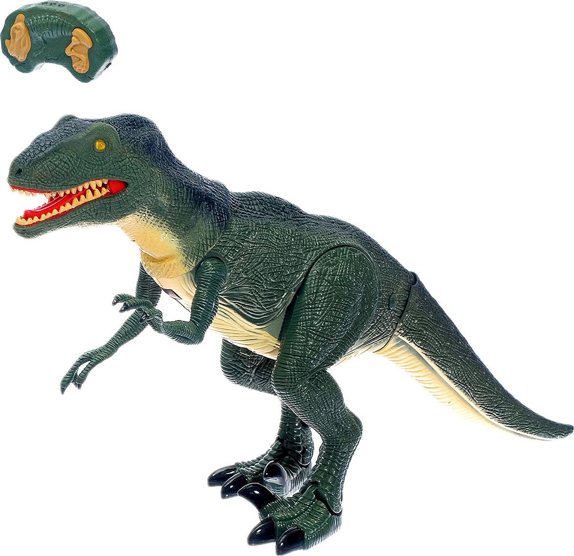 """Игрушка радиоуправляемая """"Динозавр"""", 1120106"""
