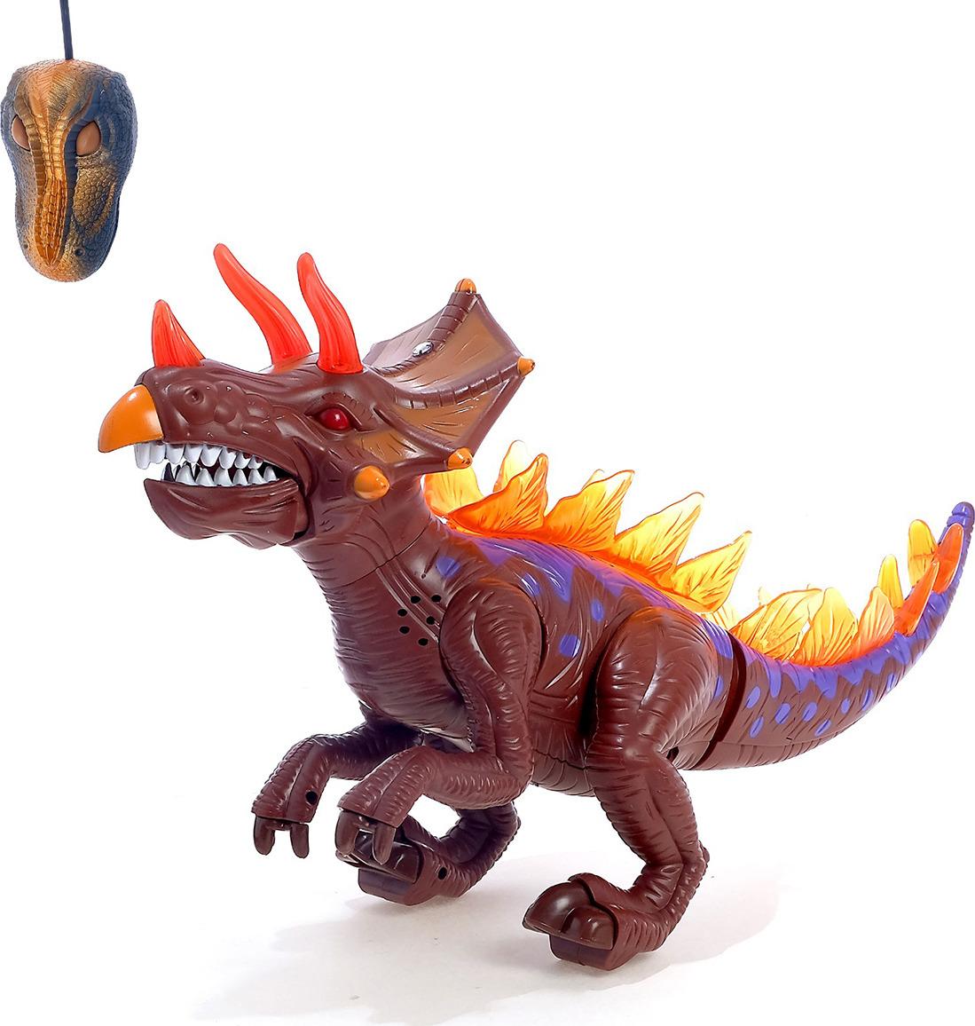 """Игрушка радиоуправляемая """"Динозавр. T-Rex"""", 1657333"""