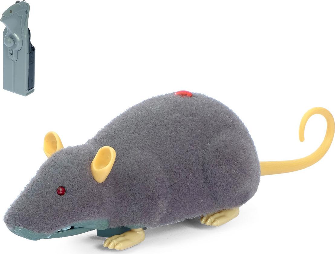 Игрушка радиоуправляемая Мышка, 1857875