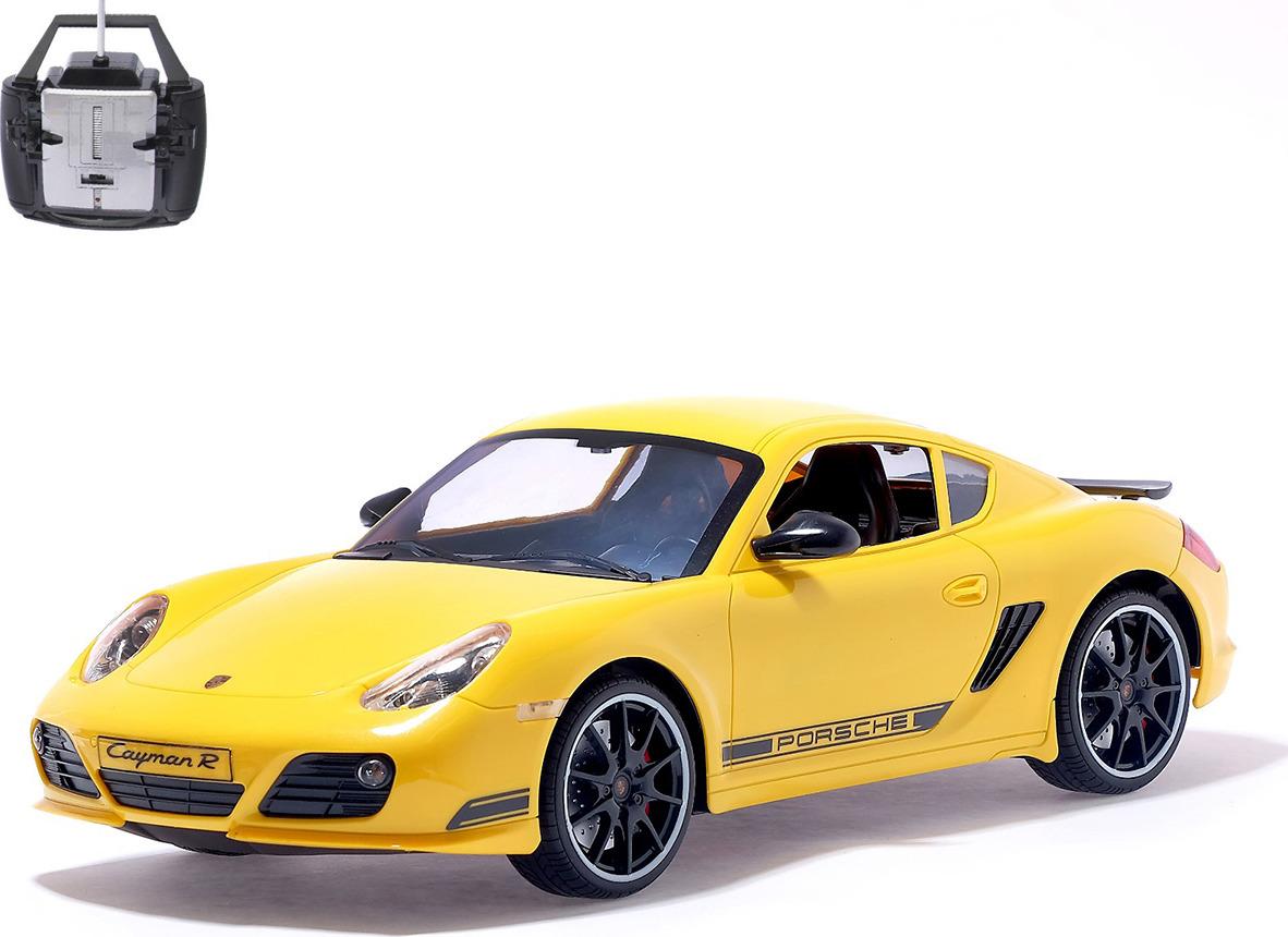 Машинка на радиоуправлении Huiquan Porsche Cayman R, 2388606