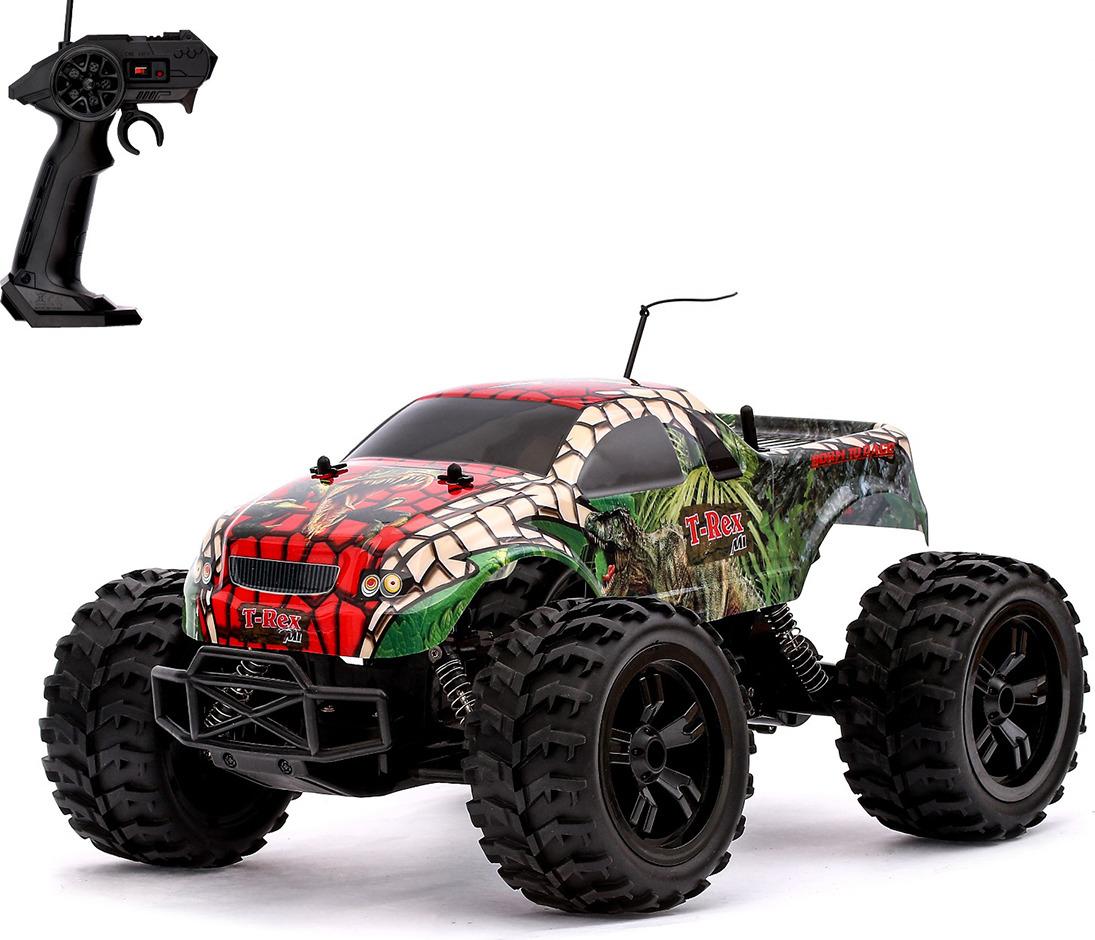 Машинка радиоуправляемая T-Rex, 3305971