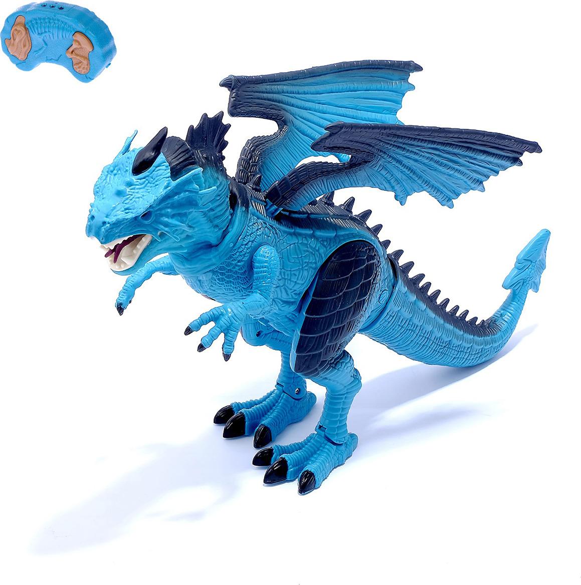 Игрушка радиоуправляемая Дракон, 3305997 радиоуправляемая игрушка airhogs вертолёт с камерой черный