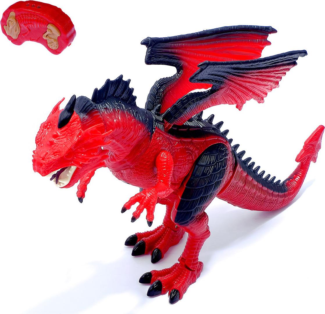 Игрушка радиоуправляемая Дракон, 3305998 радиоуправляемая игрушка airhogs вертолёт с камерой черный