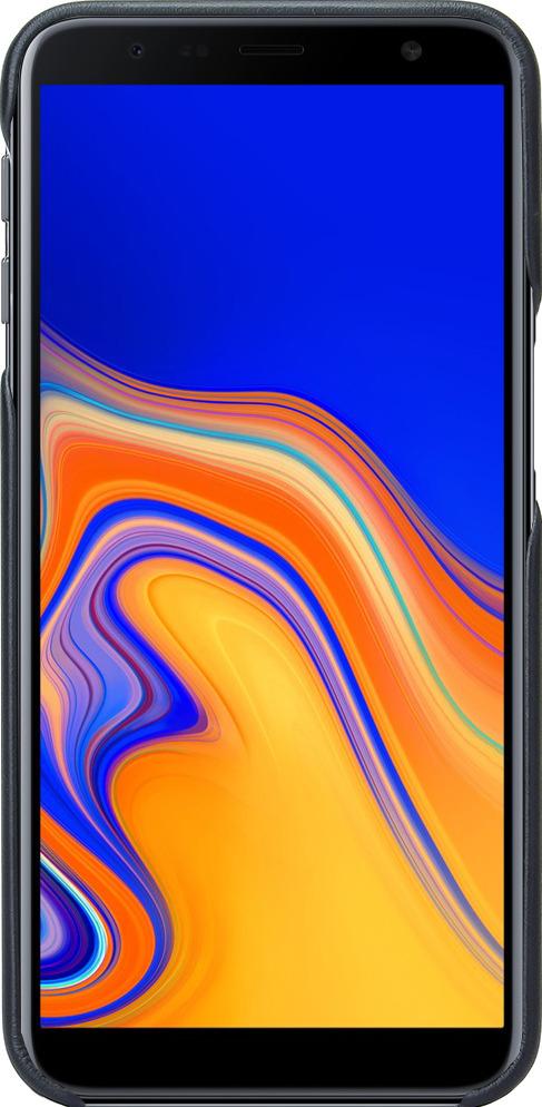 Чехол-накладка G-Case Slim Premium для Samsung Galaxy J6+ (2018), GG-994, черный чехол g case slim premium для samsung galaxy j6 2018 black