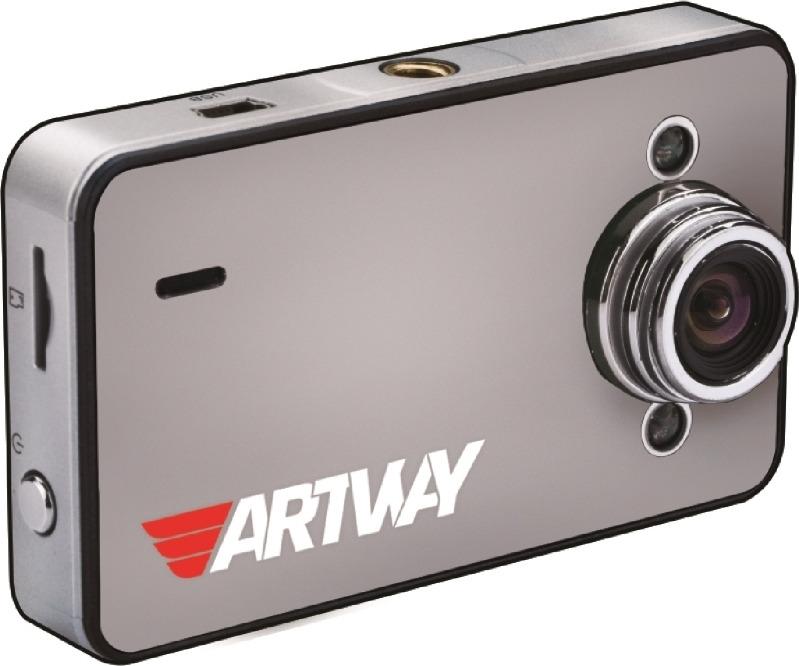 Видеорегистратор Artway AV-115, серый металлик