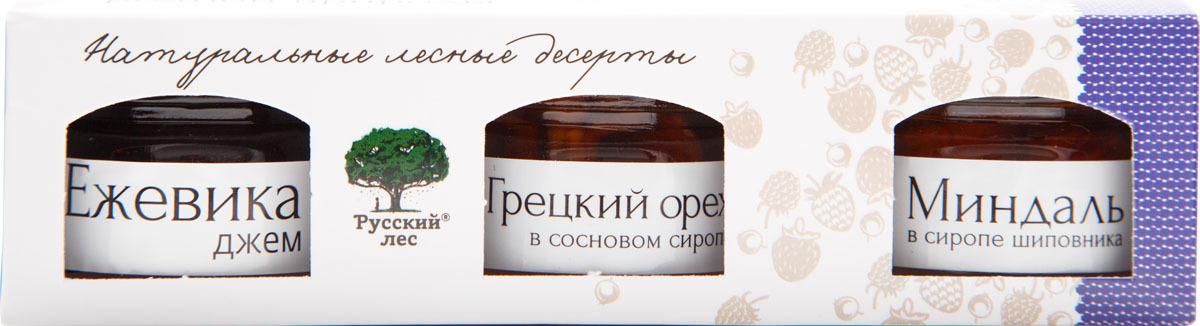 Набор джемов Русский лес