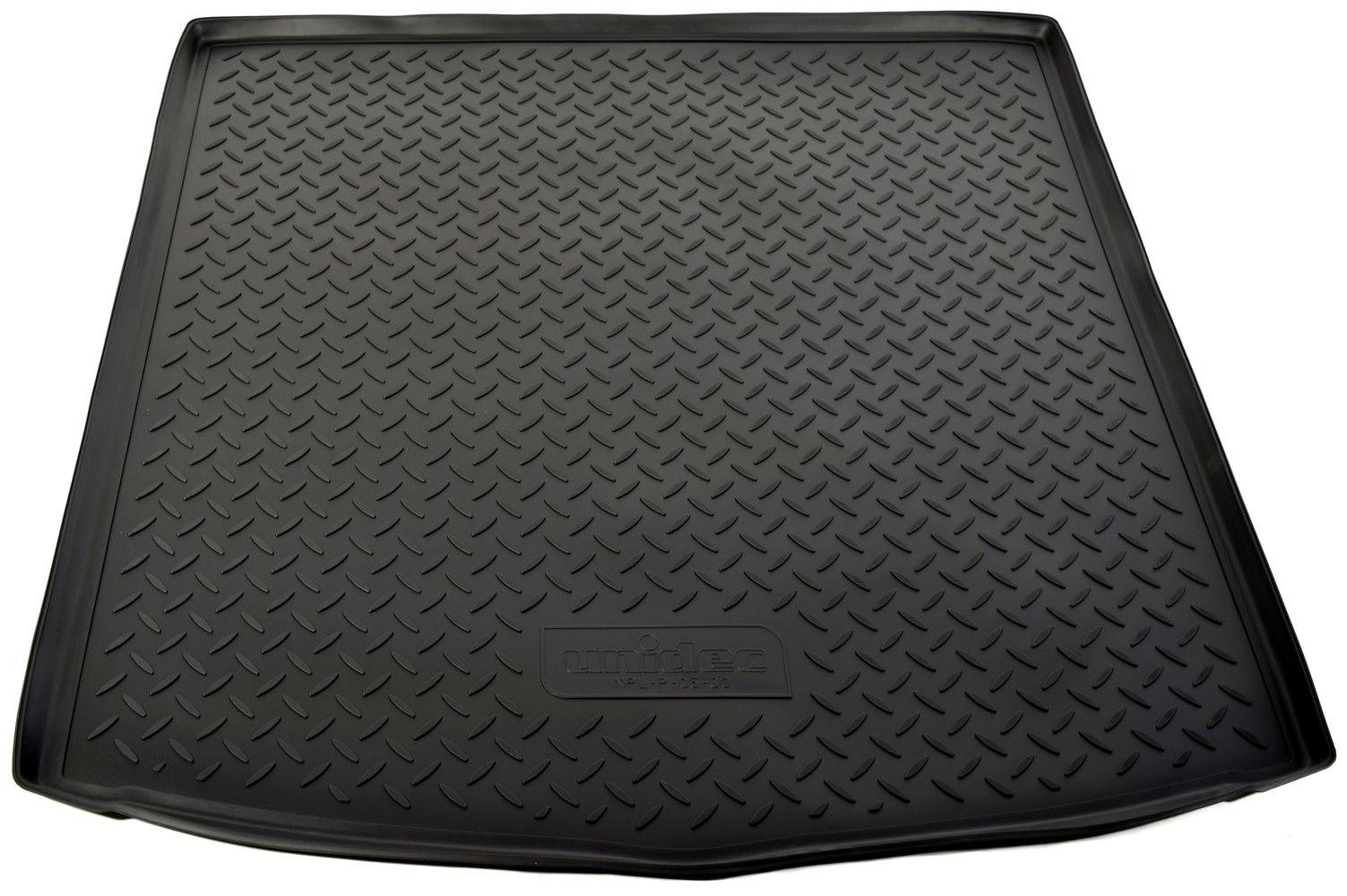 цена на Коврик в багажник Norplast, для Audi A4, B6:8E/B7:8E, SD, 2001-2007 гг, NPL-P-05-30