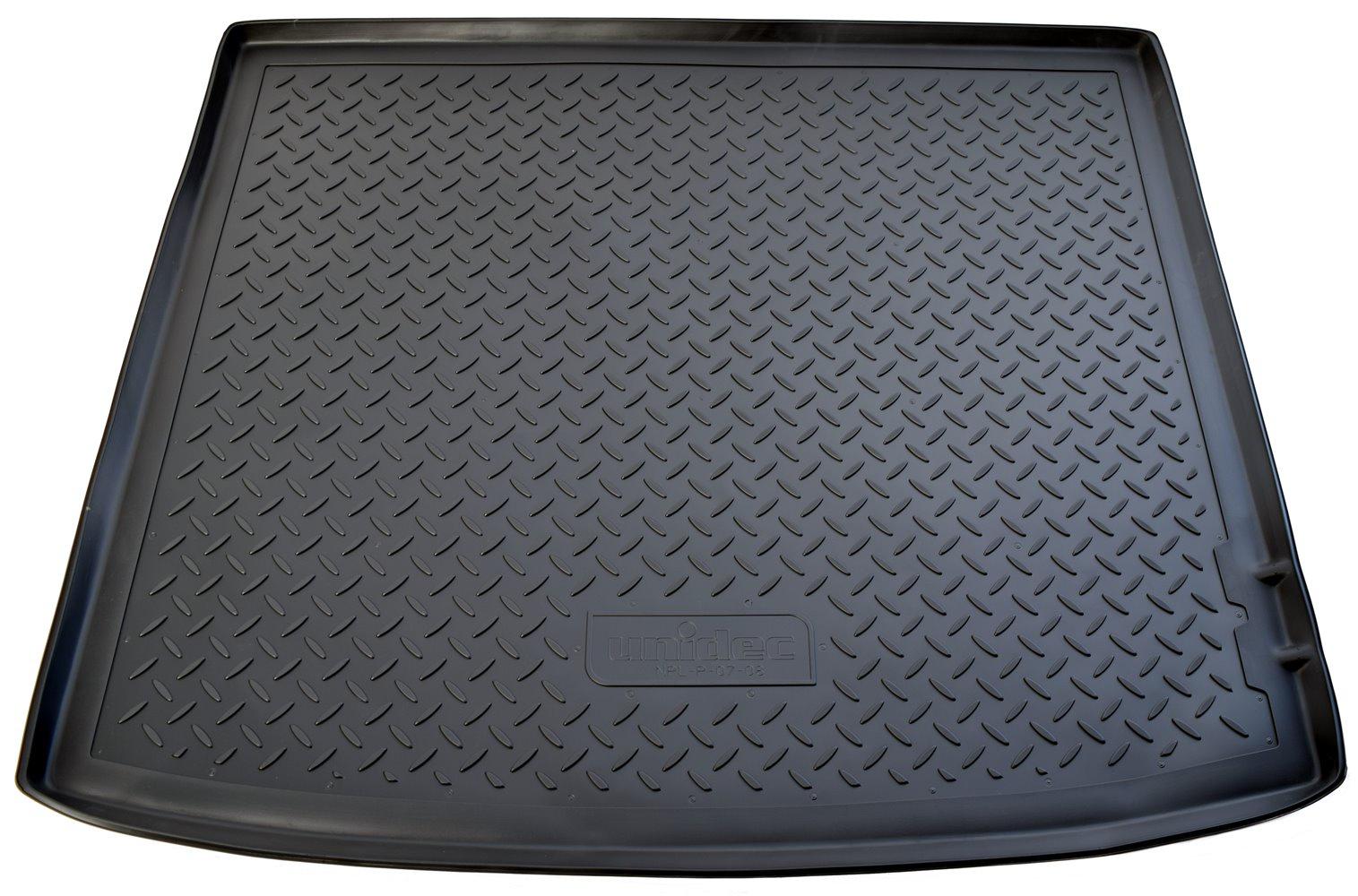 Коврик в багажник Norplast NPL-P-07-08 комплект ковриков в салон автомобиля klever bmw x6 f16 2014 standard