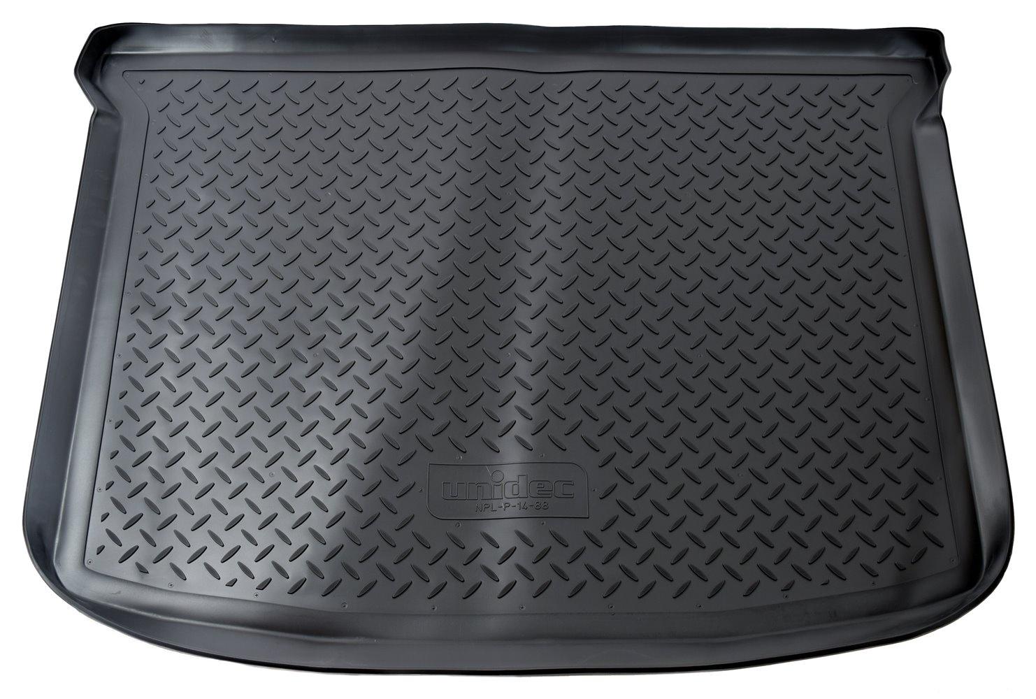 Коврик в багажник Norplast NPL-P-14-88NPL-P-14-88Точное прилегание Без неприятного запаха Высокие бортики Не скользят Подходит на:CITROEN Xsara Picasso 1999-2012 Полиуретановые автомобильные коврики фирмы «Норпласт» надежно защищают обшивку салона и багажника от влаги и загрязнений. Это высококачественное изделие, которое гарантированно прослужит длительный срок. Каждый комплект ковриков производится индивидуально для определённой модели автомобиля. На этапе разработки изделий применяется технология 3D сканирования салона, благодаря чему, каждый коврик имеет оригинальную форму, которая точно повторяет контур пола или багажного отделения автомобиля.
