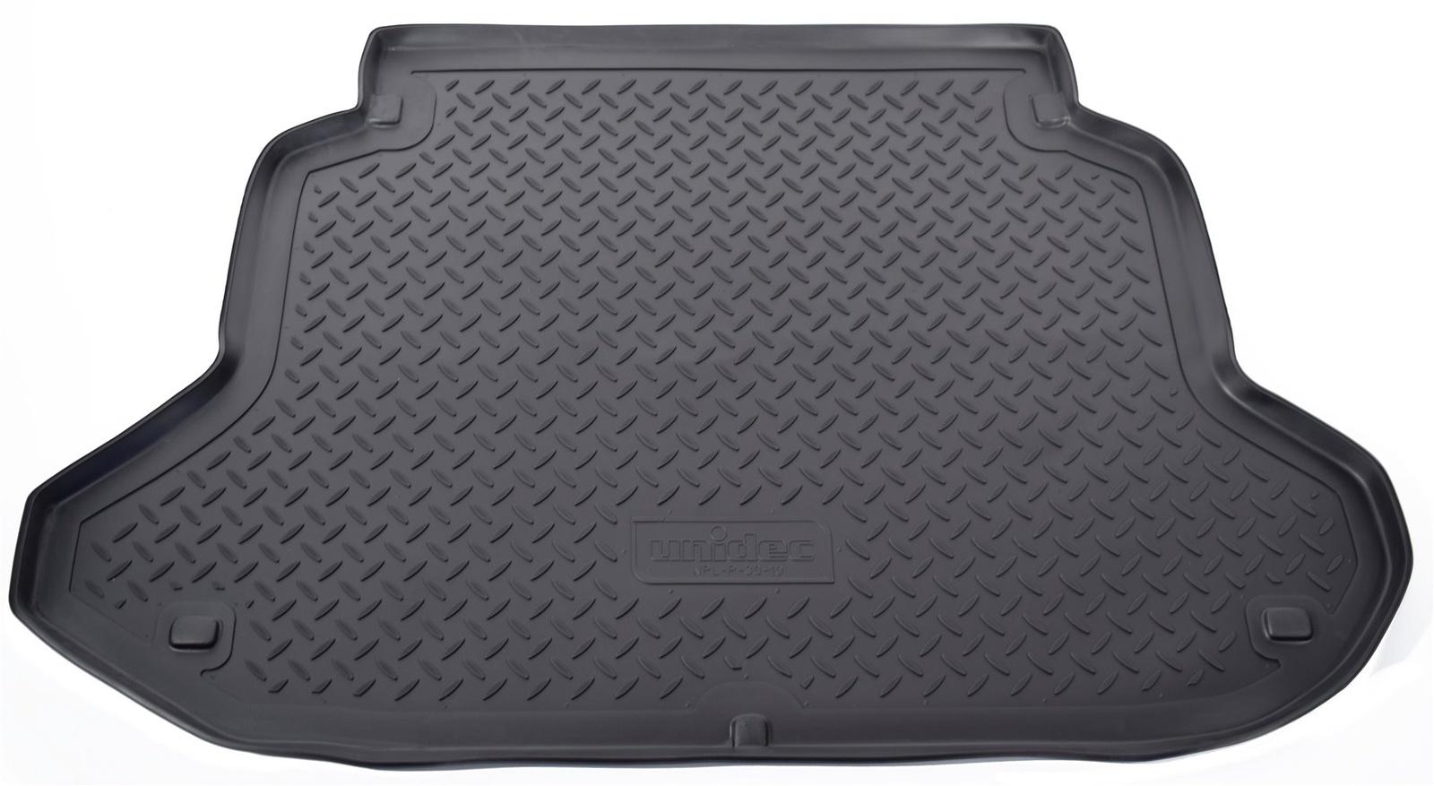Коврик багажника Norplast для Honda CR-V RD4;RD5 2001-2006, NPL-P-30-10, черный