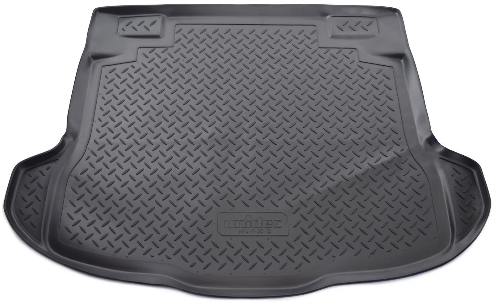 Коврик багажника Norplast для Honda CR-V RE5 2006-2012, NPL-P-30-12, черный