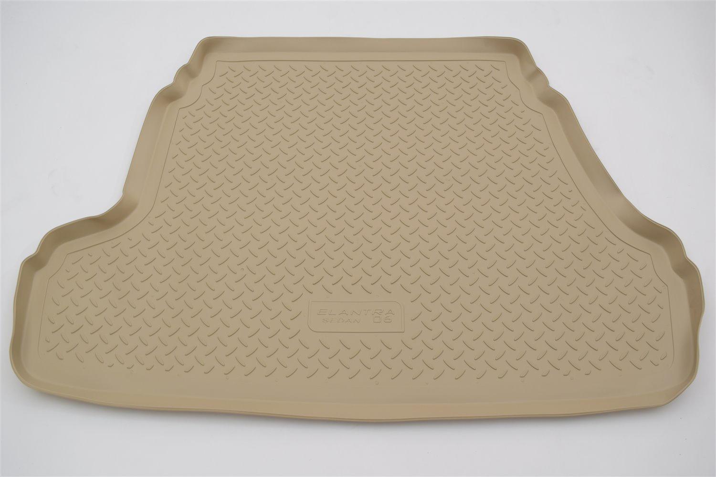 Коврик багажника Norplast для Hyundai Elantra HD SD 2006-2011, NPL-P-31-07-B, бежевыйNPL-P-31-07-BТочное прилегание Без неприятного запаха Высокие бортики Не скользятПодходит на:HYUNDAI Avante 2006-2010Полиуретановые автомобильные коврики фирмы «Норпласт» надежно защищают обшивку салона и багажника от влаги и загрязнений. Это высококачественное изделие, которое гарантированно прослужит длительный срок. Каждый комплект ковриков производится индивидуально для определённой модели автомобиля. На этапе разработки изделий применяется технология 3D сканирования салона, благодаря чему, каждый коврик имеет оригинальную форму, которая точно повторяет контур пола или багажного отделения автомобиля.
