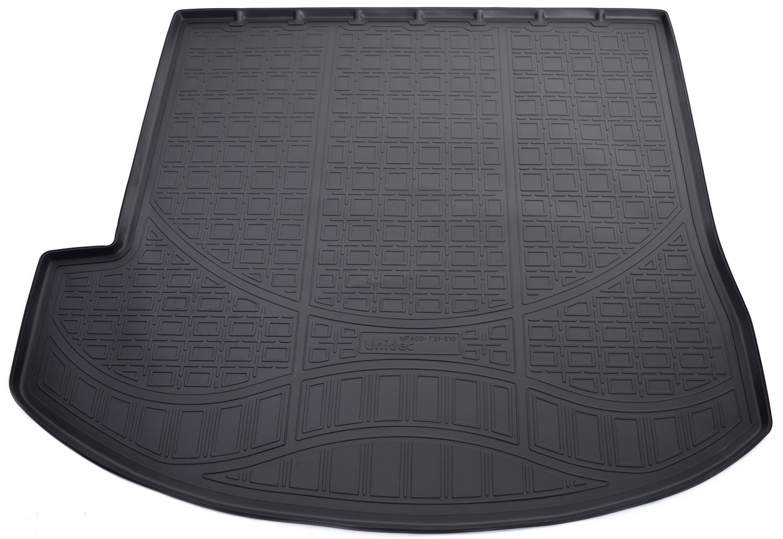 Коврик багажника Norplast для Hyundai Grand Santa Fe DM 2013, NPA00-T31-510, черный коврики салона rival для toyota rav4 2013 2015 2015 н в резина 65706001