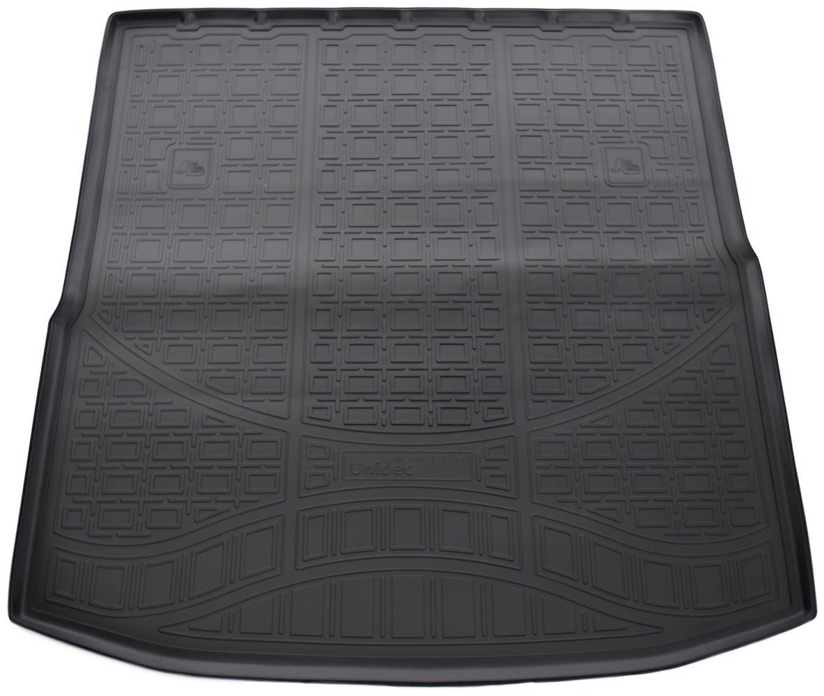 Коврик багажника Norplast для Hyundai i40 VF WAG 2011, NPA00-T31-260, черный
