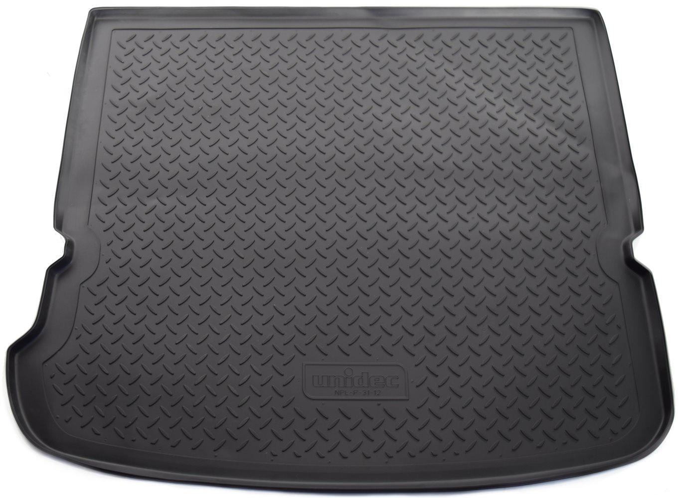 Коврик багажника Norplast для Hyundai ix55 EN 2008, NPL-P-31-12, черный замок рулевого вала fortus csl 2105 для автомобиля hyundai ix55 2009