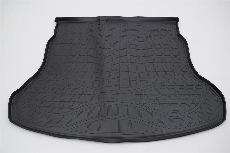 Коврик багажника для Hyundai Solaris HCr SD 2017, NPA00-T31-380, черный