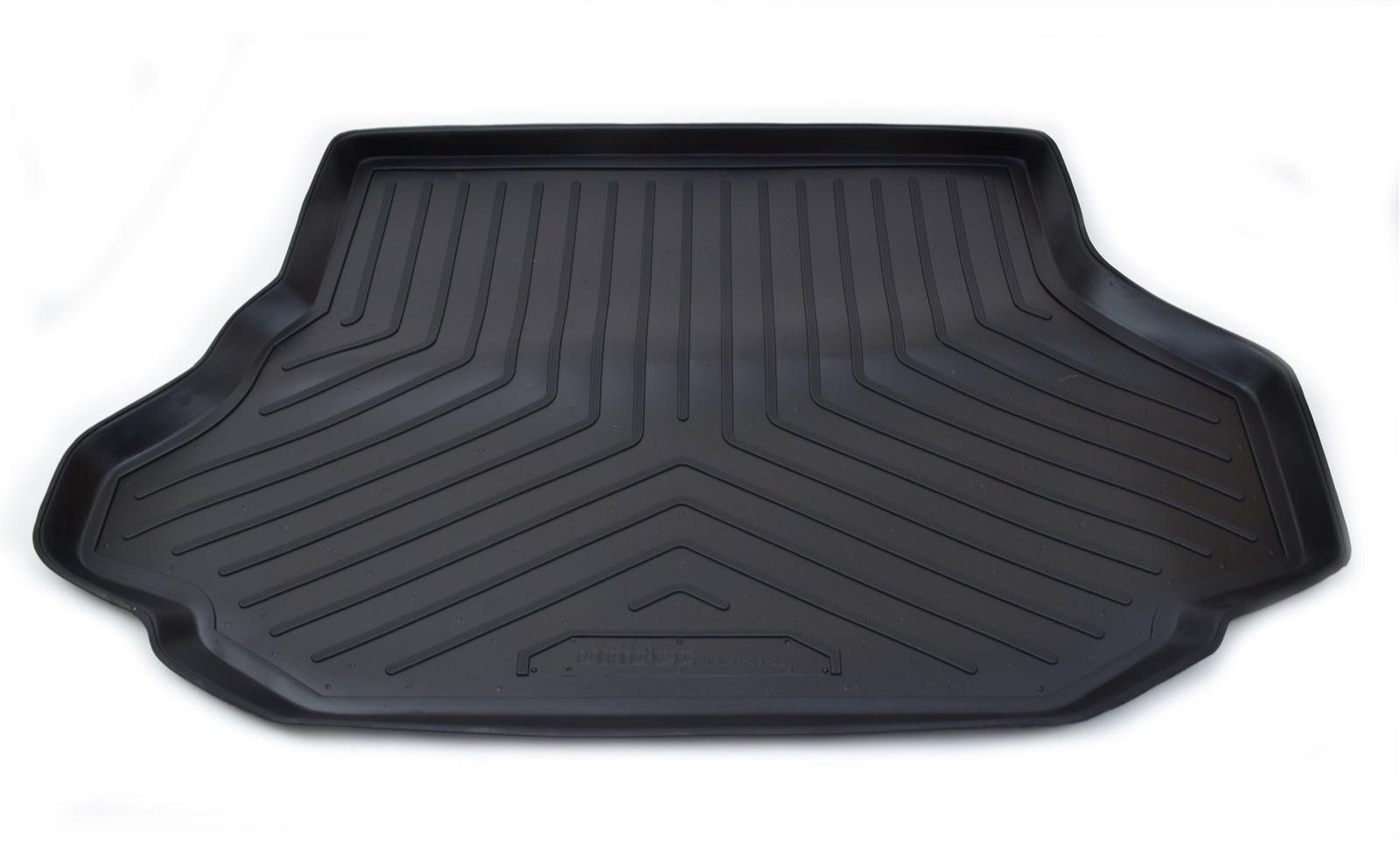 Коврик багажника Norplast для Kia Carens FC 1999-2006, NPL-P-43-08, черный