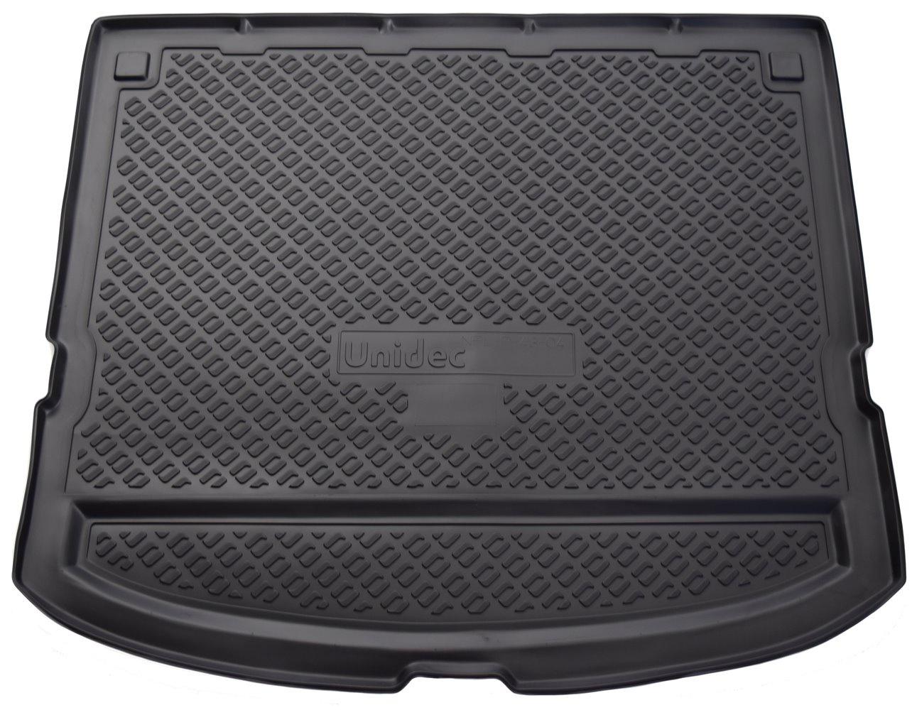 Коврик багажника Norplast для Kia Carens FG 2006, NPL-P-43-04, черный