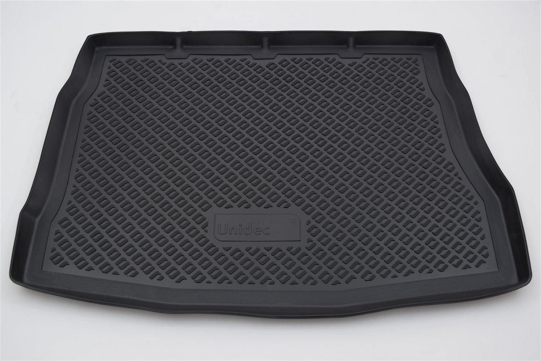 Коврик багажника Norplast для Kia Cee'd ED 2006-2012/Kia Pro Cee'd HB 2006-2012, NPL-P-43-02, черный