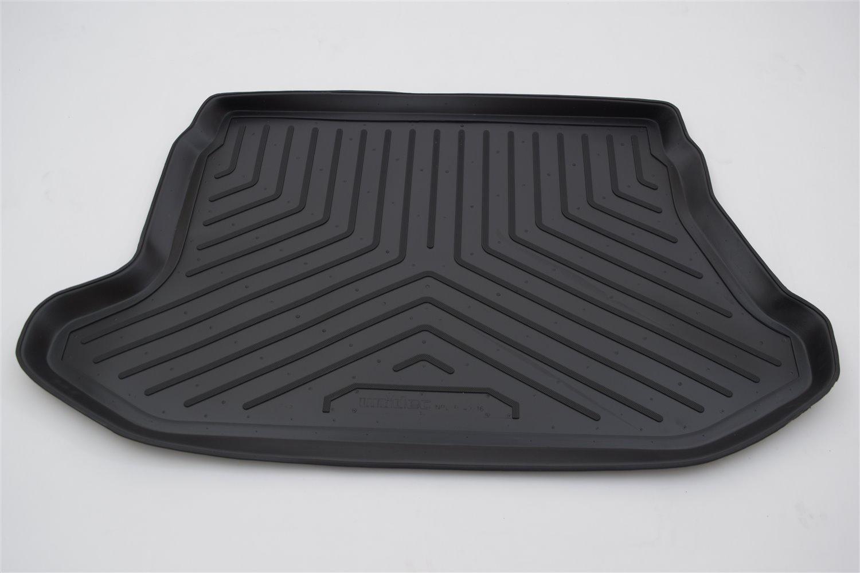 Коврик багажника Norplast для Kia Cerato FE HB 2004-2006, NPL-P-43-16, черный