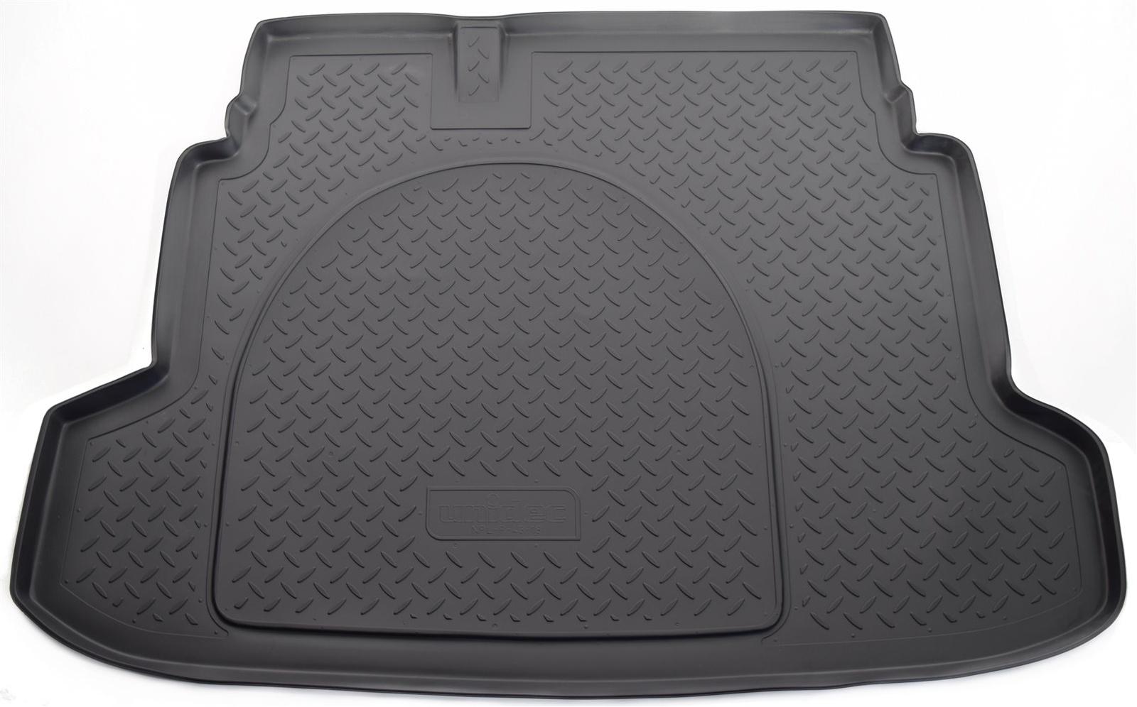 Коврик багажника Norplast для Kia Cerato TD SD 2009-2013, NPL-P-43-18, черный