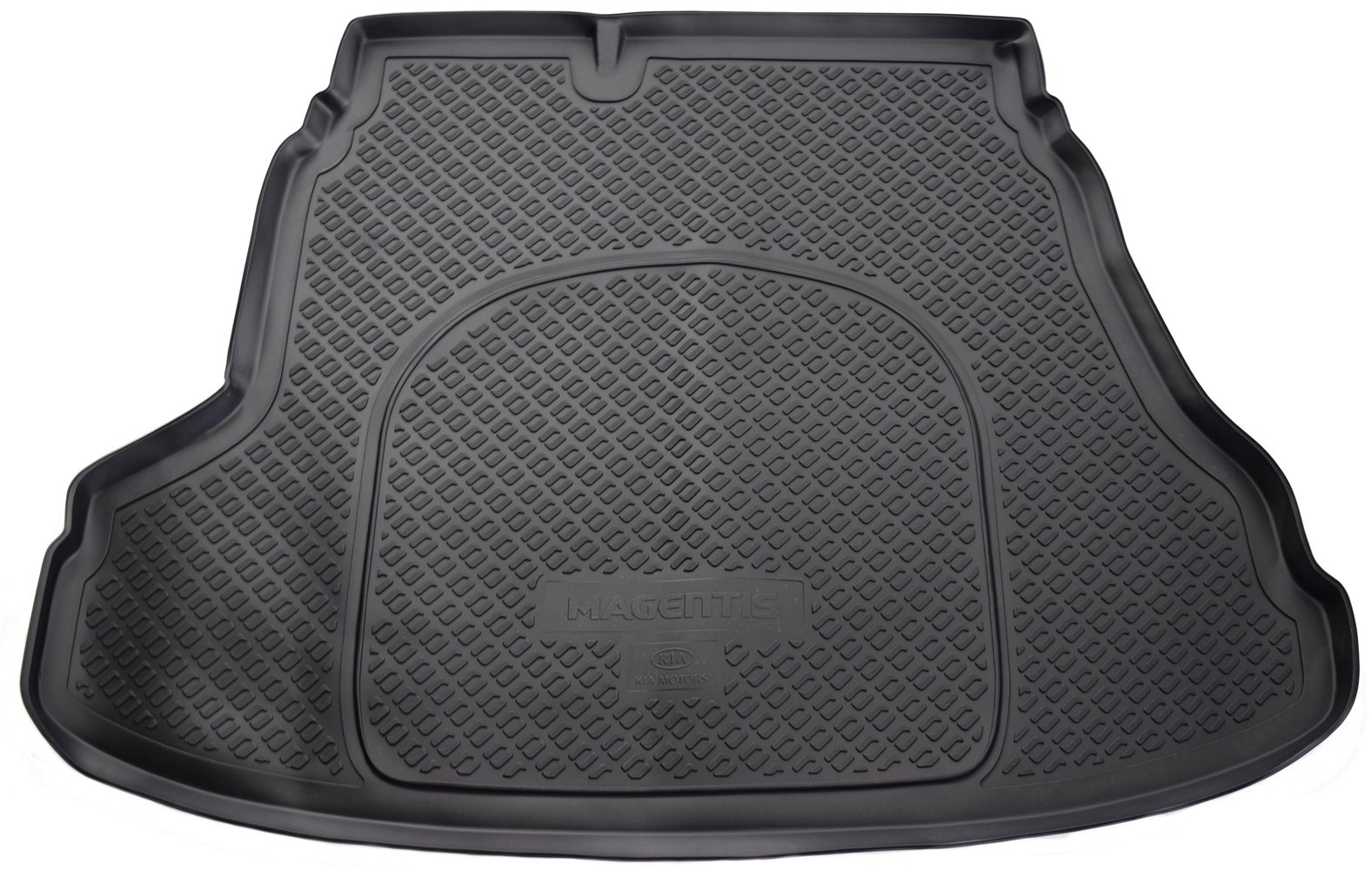 Коврик багажника Norplast для Kia Magentis GE SD 2006-2010, NPL-P-43-20, черный